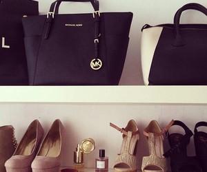 bag, shoes, and fashion image