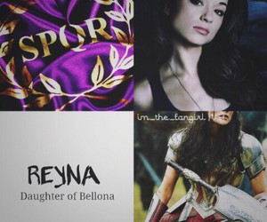 Reyna, roma, and warrior image