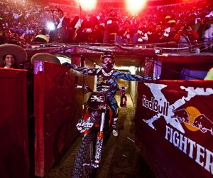 freestyle, motocross, and red bull image
