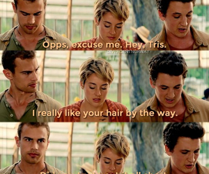 peter, insurgent, and four image