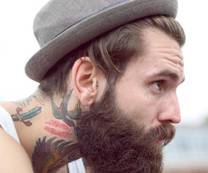 beard, fashion, and hipster image