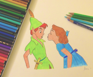 cool, disney, and draw image