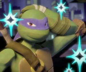 cute and smooth donatello image