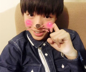 adorable, tfboys, and karry image