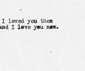 love, quotes, and forever image