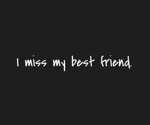 miss, friends, and best friend image