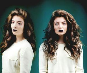 beautiful, black, and hair image