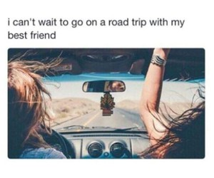 best friend, girls, and car image