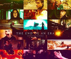 harry potter, voldemort, and hermione granger image