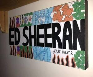 +, x, and ed sheeran image