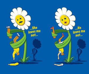 flowers and funny image
