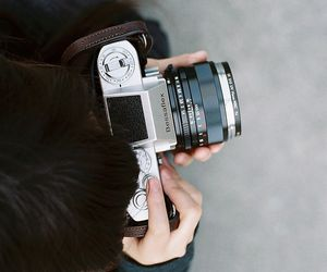 photography, camera, and vintage image