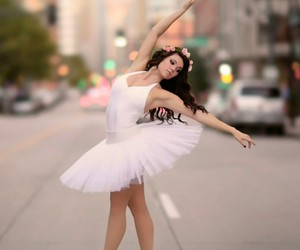 ballet, beauty, and Dream image
