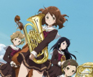 anime, comedy, and hibike! euphonium image