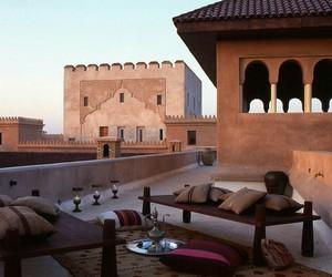luxury, morocco, and travel image