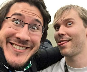gamers, otp, and markiplier image