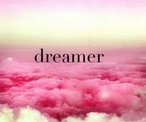 dreamer, dreams, and pink image