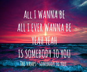 wallpaper, thevamps, and somebodytoyou image