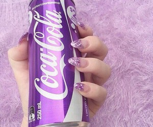 coca cola and couleur image
