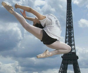 paris, ballet, and dance image