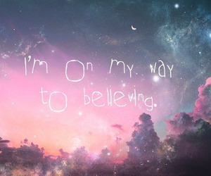 believe, paramore, and sky image