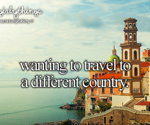 travel, country, and just girly things image
