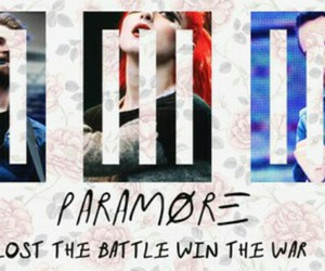 now, paramore, and band image