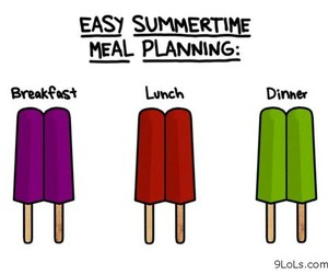 summer, food, and meal image