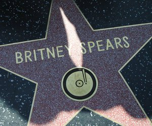 britney spears, hollywood, and Walk of Fame image