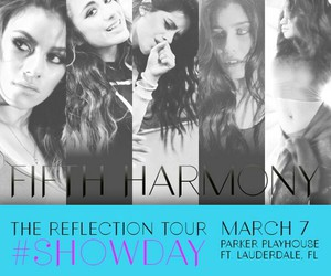 reflection, tour, and ally brooke image