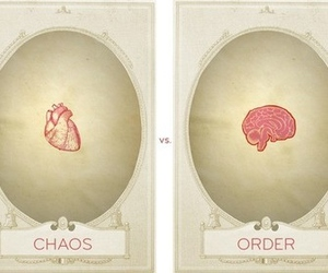 heart, chaos, and order image