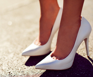 heels, shoes, and beautiful image