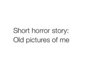 funny, horror, and picture image