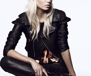 fashion, leather, and Natasha Poly image
