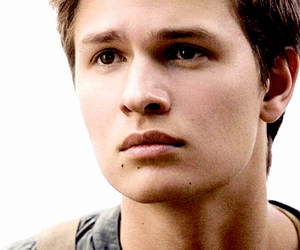 ansel elgort, divergent, and insurgent image