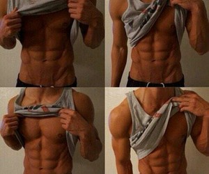 abs, beautiful, and cool image