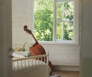 cello, bedroom, and music image