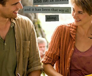 fourtris, insurgent, and four image