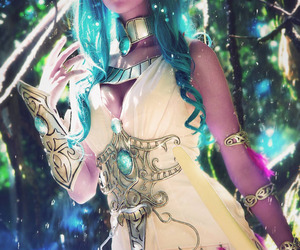 cosplay, world of warcraft, and fantasy image