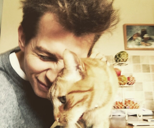 the vamps, cat, and james mcvey image