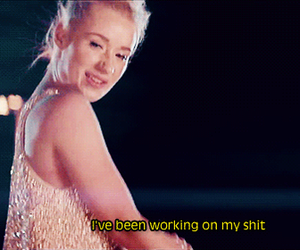 work and iggy azalea image