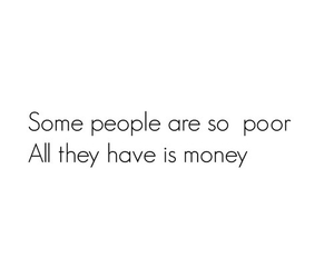 money, quote, and love image