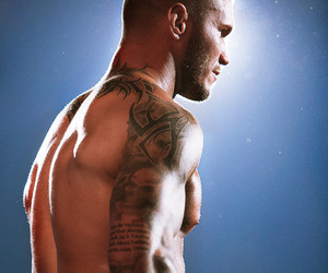 wrestler, wwe, and rko image