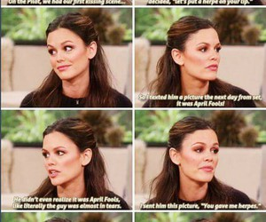 love her, hart of dixie, and rachel bilson image