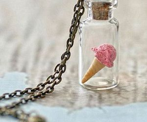 ice cream, bottle, and accessories image