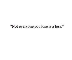 loss, people, and sadness image