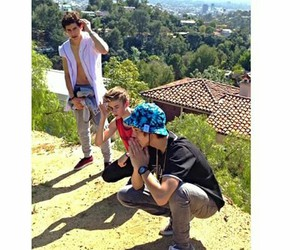 jack johnson, jack gilinsky, and jack and jack image