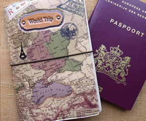 Dream, travel, and world image