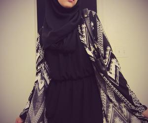 hijab, style, and beautiful image