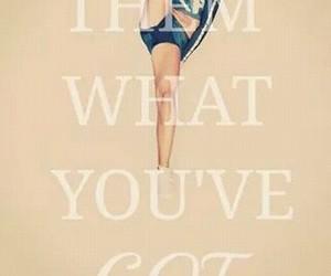 cheer, up, and cheerleading image